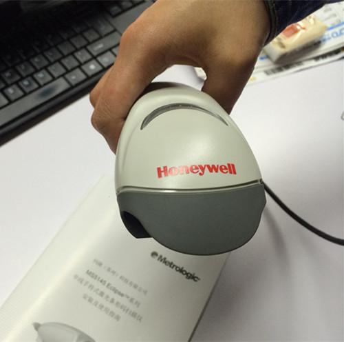 手持式激光条码扫描枪