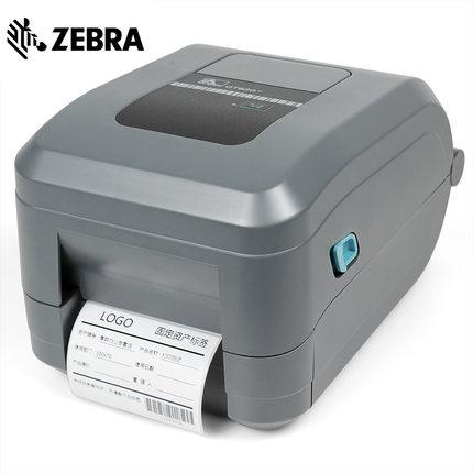 斑马Zebra  GT800 不干胶标签打印机 桌面条码标签机 热敏热转印打印机