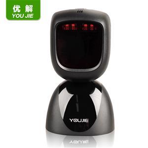 优解Youjie HF600二维扫描平台