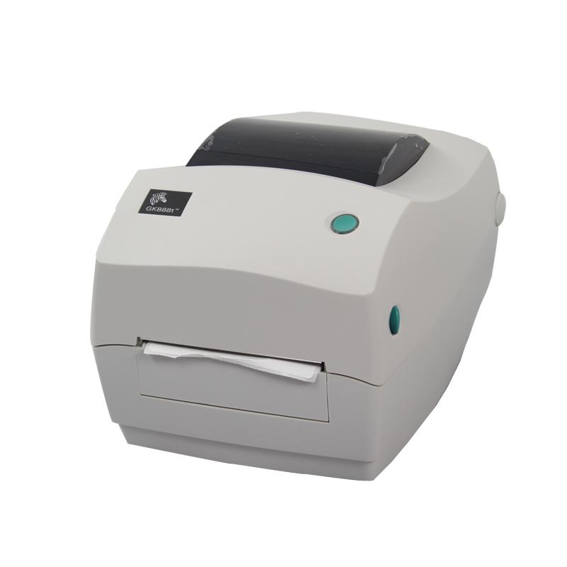斑马Zebra  GK888工业型条码打印机