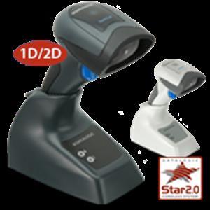 得利捷Datalogic QuickScan QBT2430二维影像式蓝牙无线条码扫描器