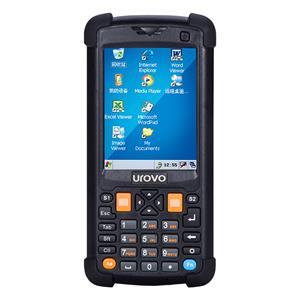 优博讯Urovo i6080 一维Wince数据采集器