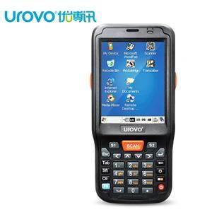 优博讯Urovo i6100S Wince数据采集器