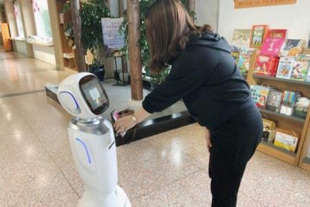 机器人扫描模组