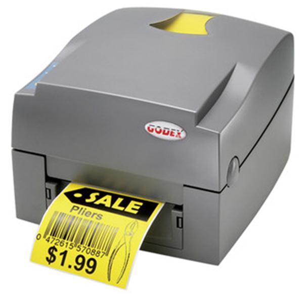 科诚GODEX EZ1100Plus桌上型条码打印机