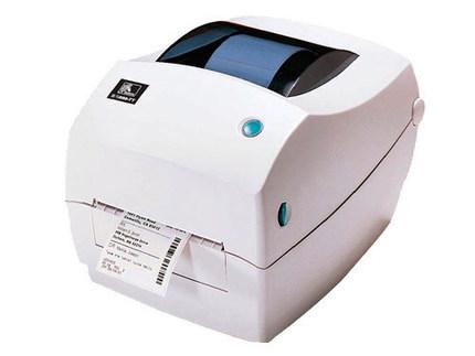 斑马Zebra TLP2844不干胶条码打印机 服装服装吊牌打印机