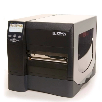 斑马Zebra ZM600工业条码打印机