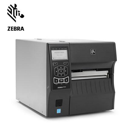 斑马Zebra ZT420小宽幅工业级条码打印机